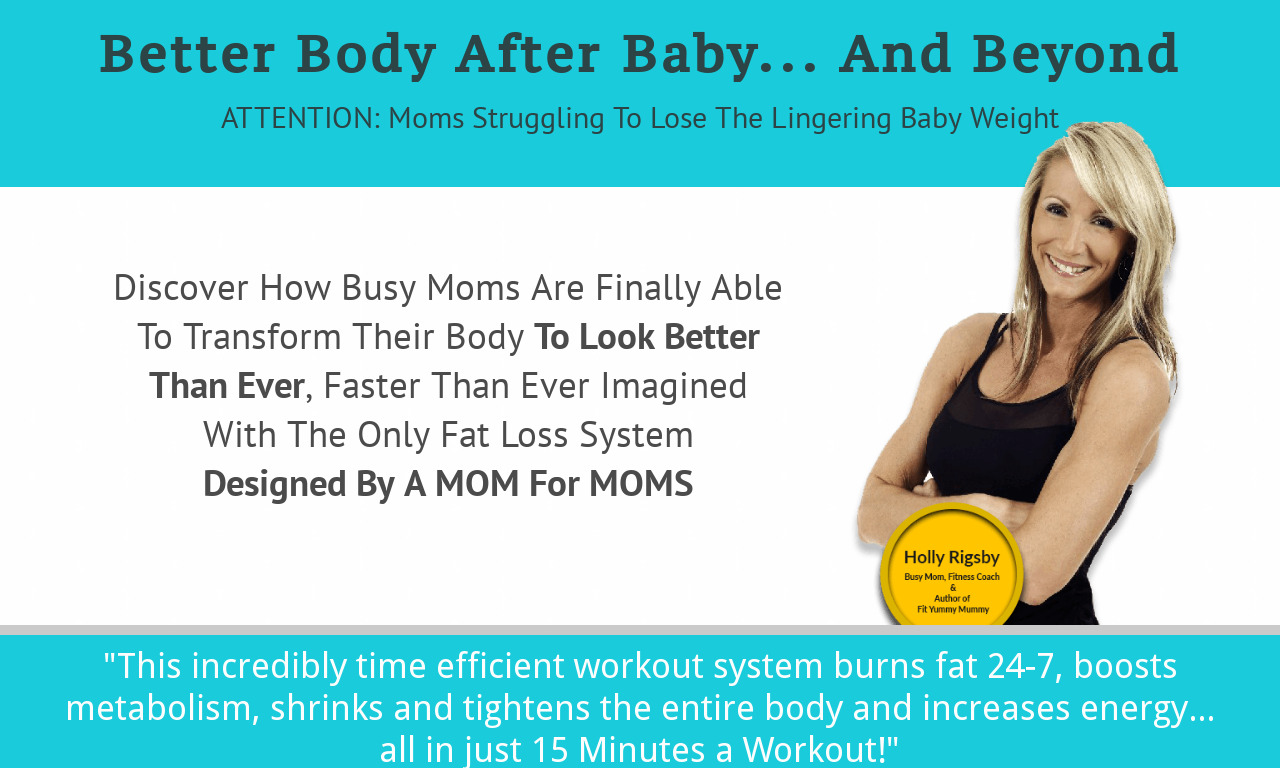 Fit Yummy Mummy Deluxe Trial