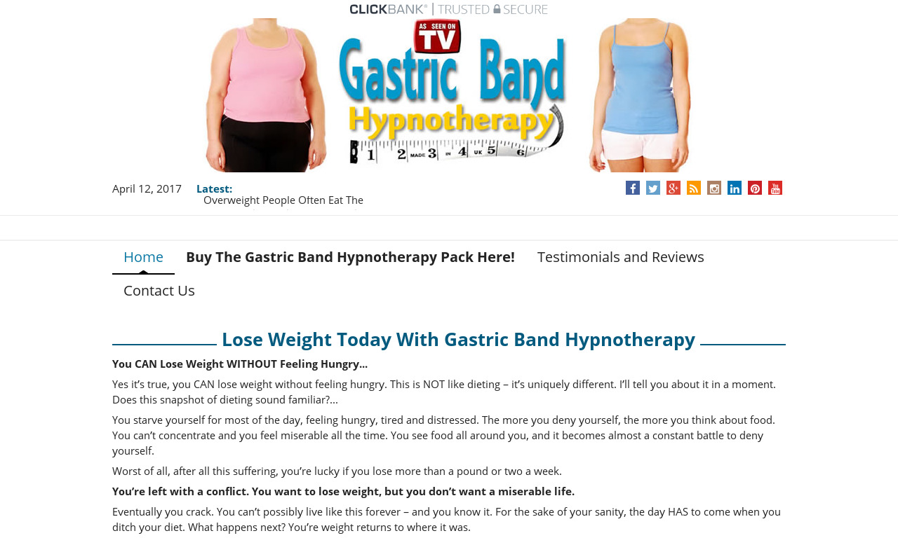 The a href='/external_link/57375'Gastric Band Hypnotherapy/a Homepage