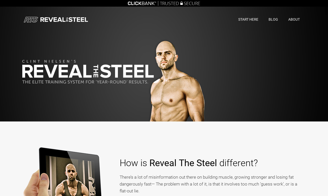Reveal The Steel