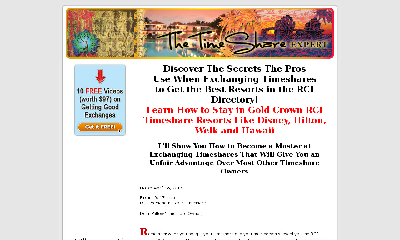 The Interval International Timeshare Exchange Bible