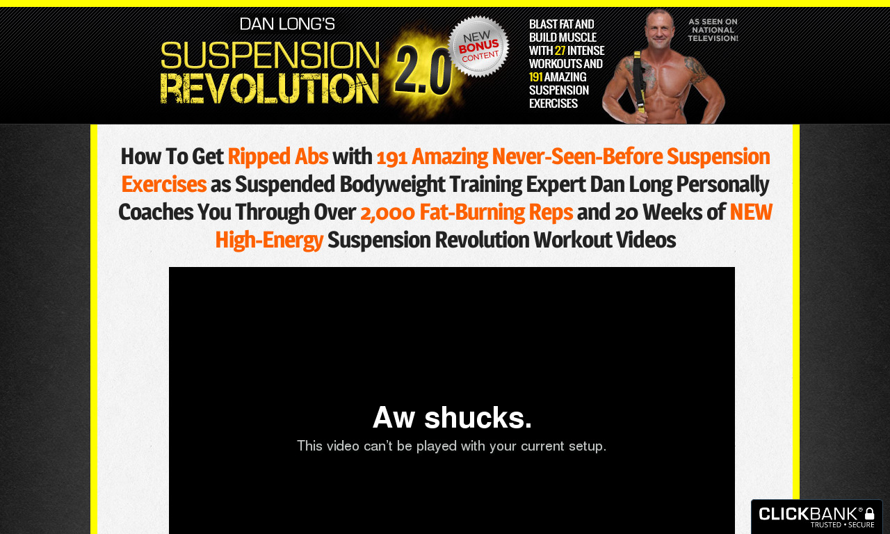 Suspension Revolution Extreme u1