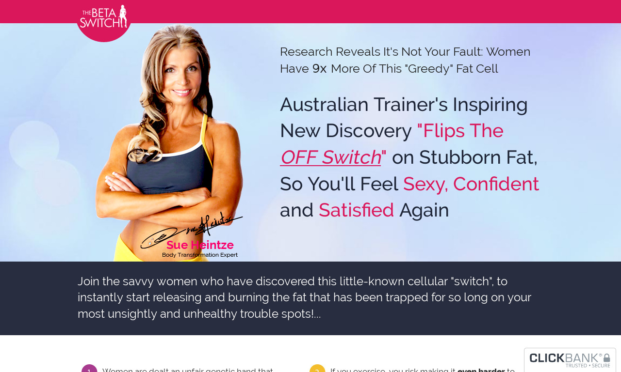 The Female Fat Free Solution Package