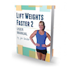 Lift Weights Faster product box