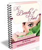 The Beauty Of Food -- Natural Beauty Product. product box