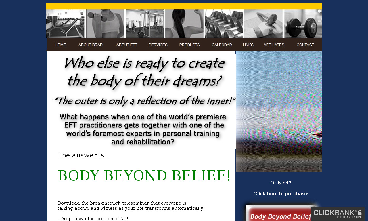 Body Beyond Belief