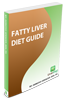 Fatty Liver Diet Guide - $38/sale, 2 Huge High Converting Upsells product box