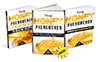 3 New Hot Offers: Coconut Oil, Honey & Apple Cider Vinegar product box