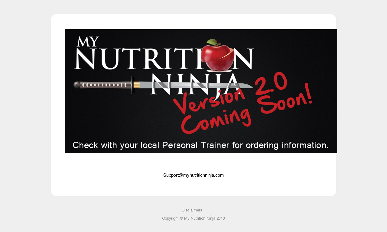 100% CUSTOMIZED nutrition and fitness program