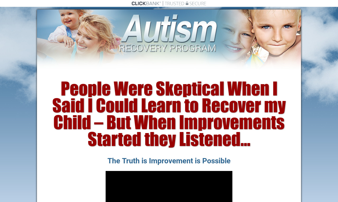 Autism Support Program Membership Site