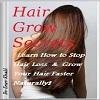 2 Offers: Hair Grow Secrets, How To Grow Hair Long product box