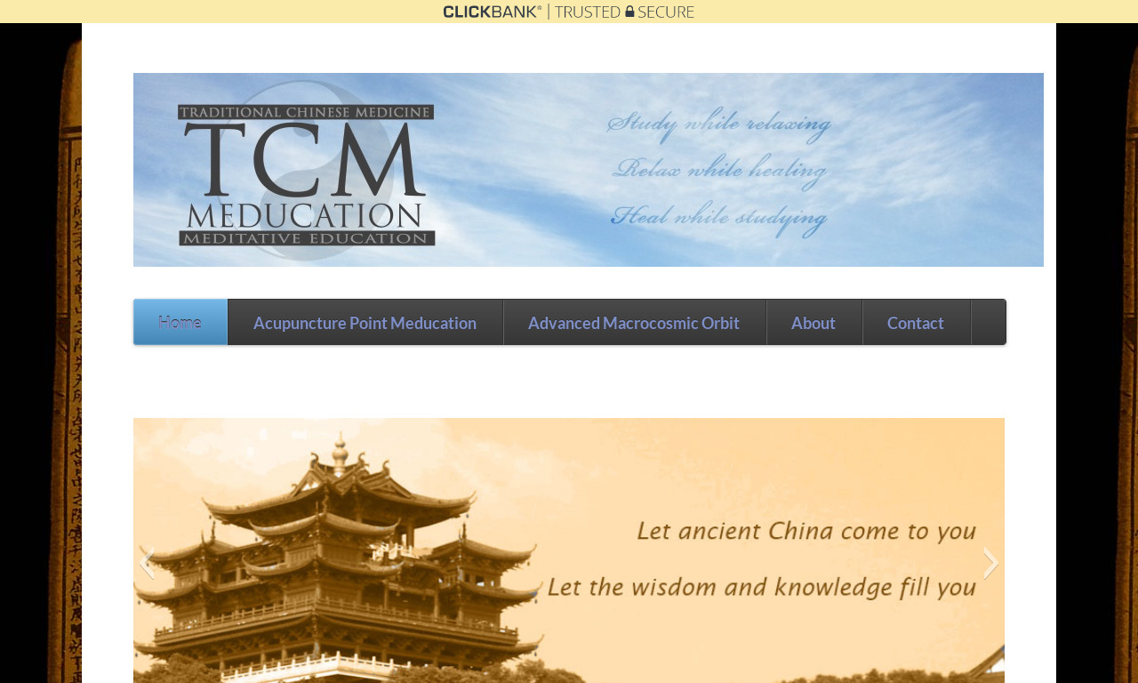 Tcm Meducation