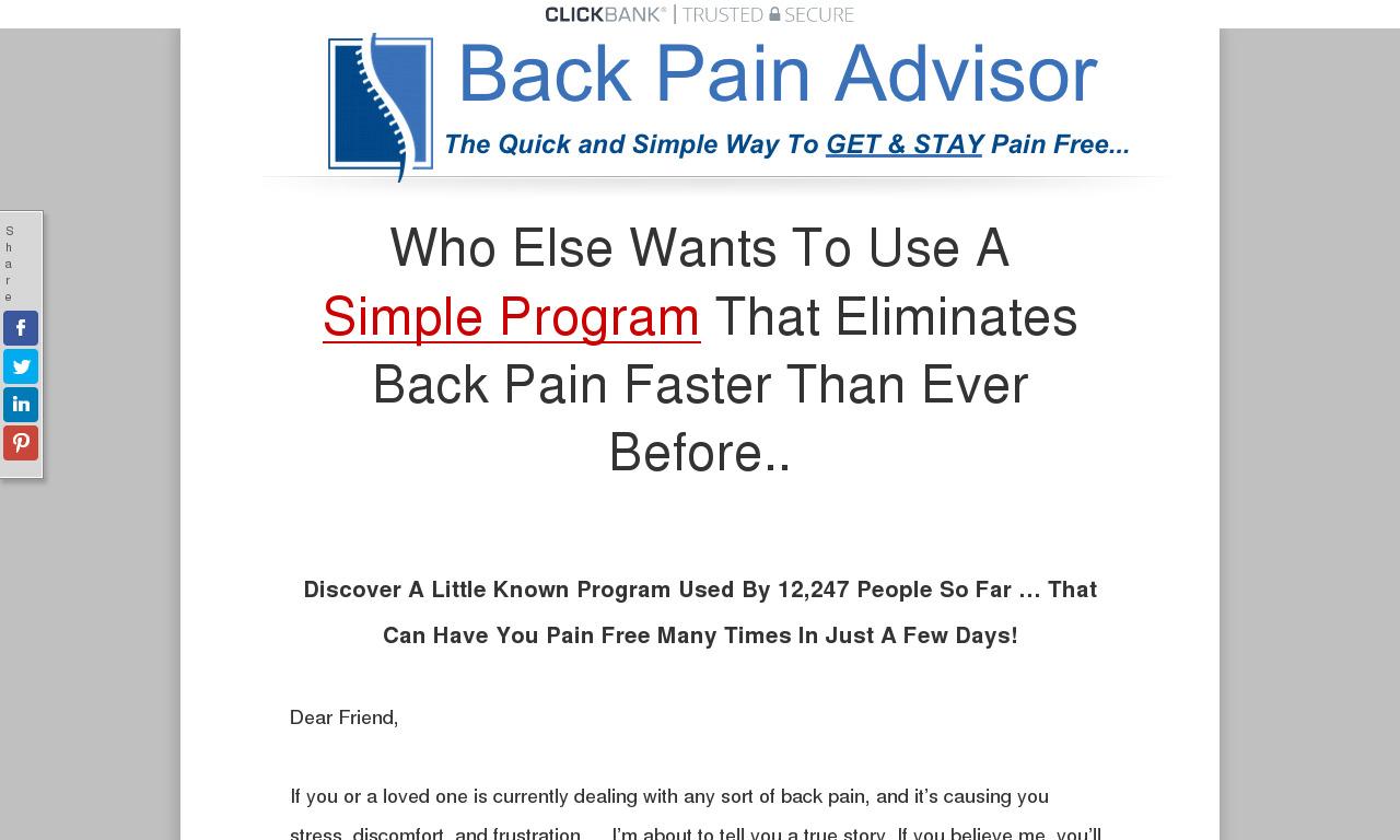 X-pain Program product box