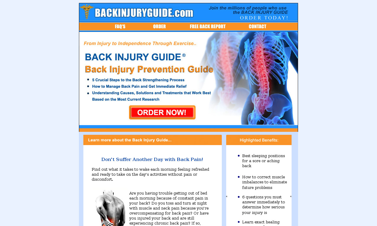 Crush Back Pain With Dr. K