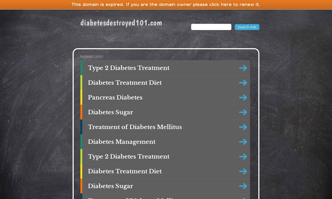 Diabetes Destroyed Program + 60 Days Satisfaction Guarantee