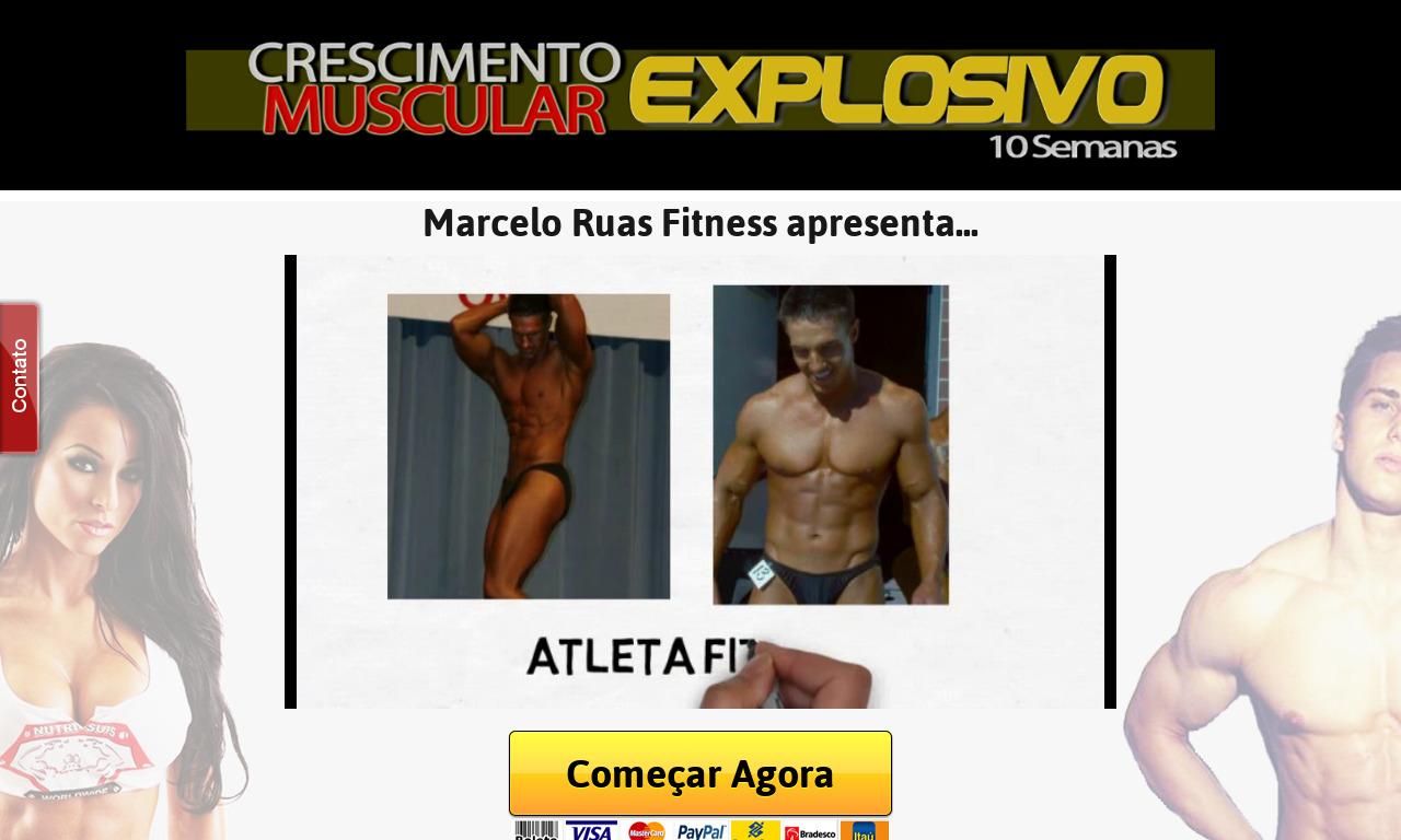 Crescimento Muscular Explosivo