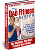 Dad Fitness product box
